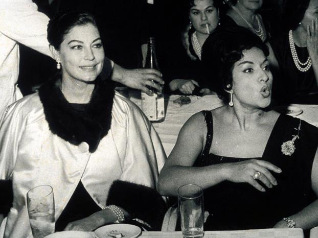 Ava Gardner, la mujer que inventó el beber.
