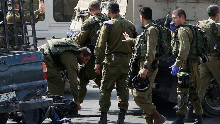 Cuatro muertos y 15 heridos al embestir un camión a una multitud en Jerusalén