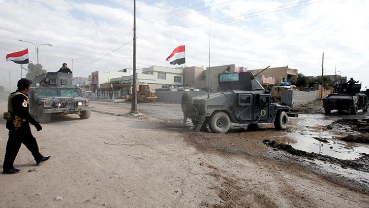 La retoma de Mosul progresa: por primera vez el Ejército iraquí alcanza la orilla del río Tigris