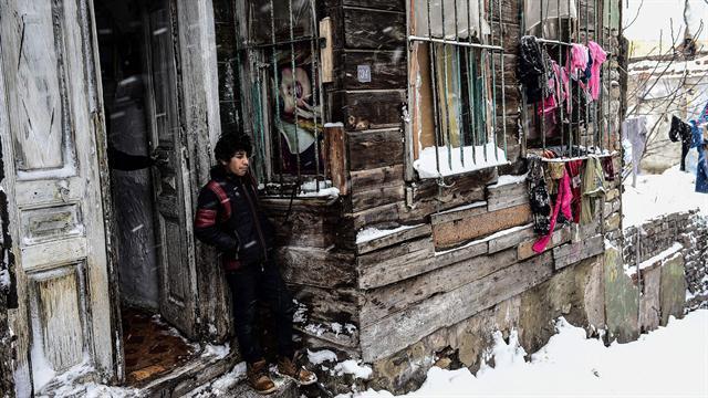 Frío polar en Europa: las temperaturas llegan a -45 grados y ya hay 100 muertos