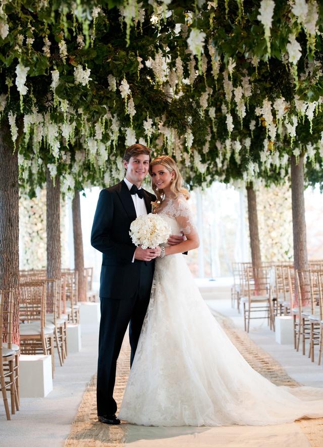 La gran boda de Jared e Ivanka.