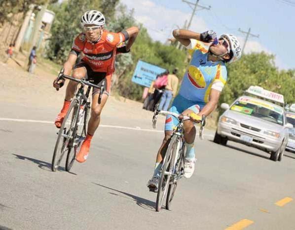 Resultado de imagen para Ciclistas de Bolivia irán  a Argentina