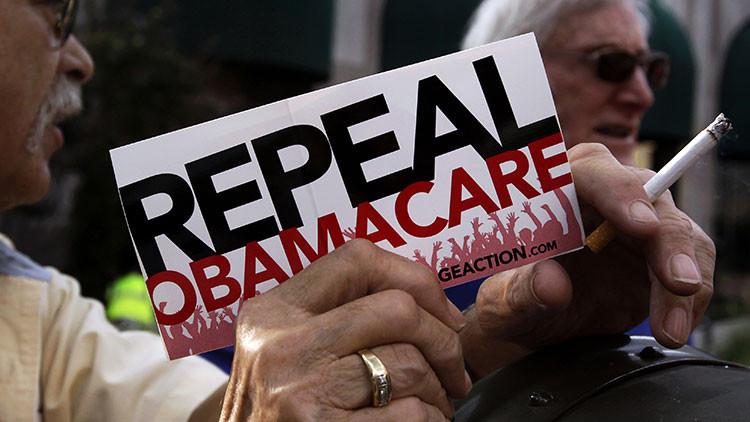 La Cámara de Representantes da el primer paso hacia la anulación del 'Obamacare'