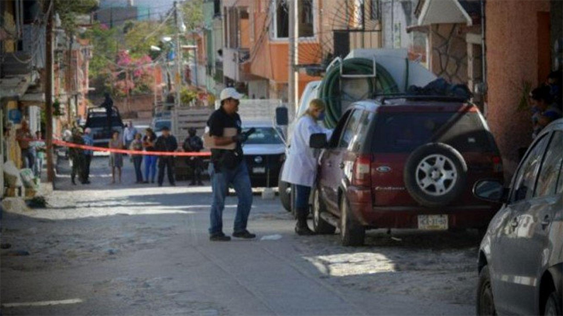 Resultado de imagen para Diez personas muertas en México, seis decapitadas