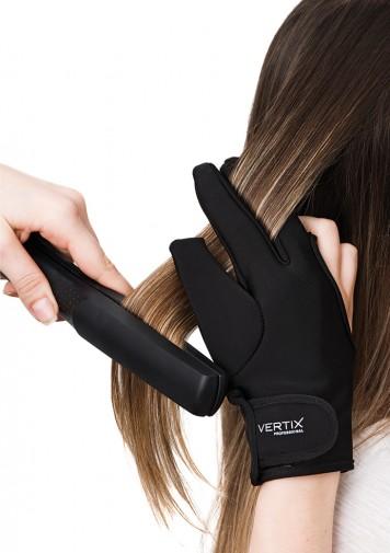 guantes para planchar cabello