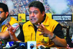 Alcaldía de La Paz se suma a proceso legal contra de exautoridades de Aguas