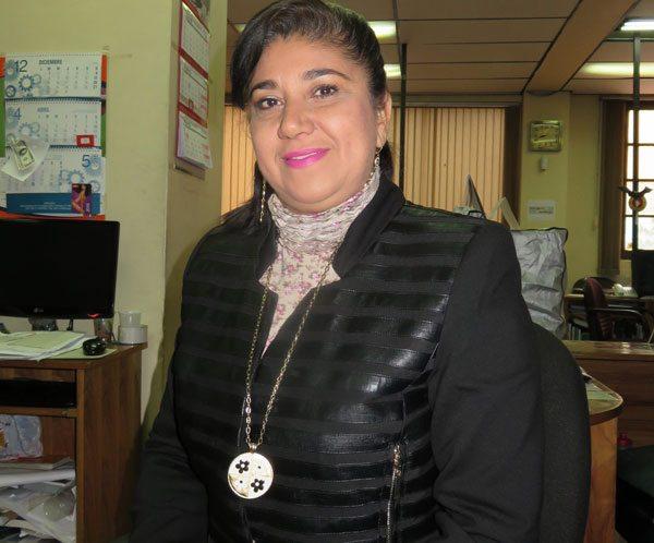 Alcaldesa de Guayaramerín, Helen Gorayeb Callejas.