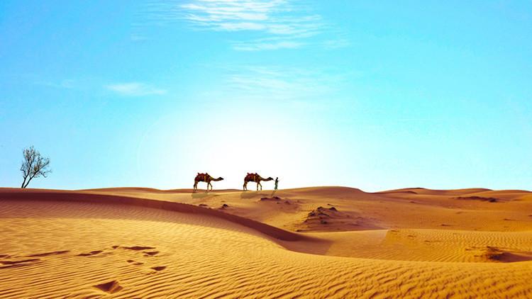 Descubren cómo el Sáhara se convirtió en un desierto