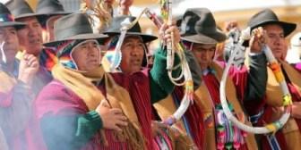 Evo se aparta de los valores indígenas: reelección de autoridades no se aplica en aymaras y quechuas
