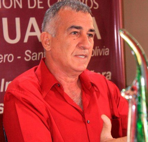 MARIANO AGUILERA, EJECUTIVO DEL  INGENIO GUABIRÁ.