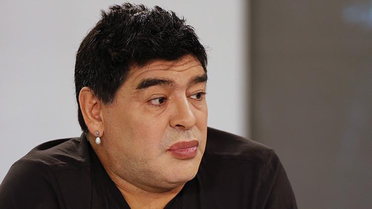 Maradona confiesa cuándo cometió el
