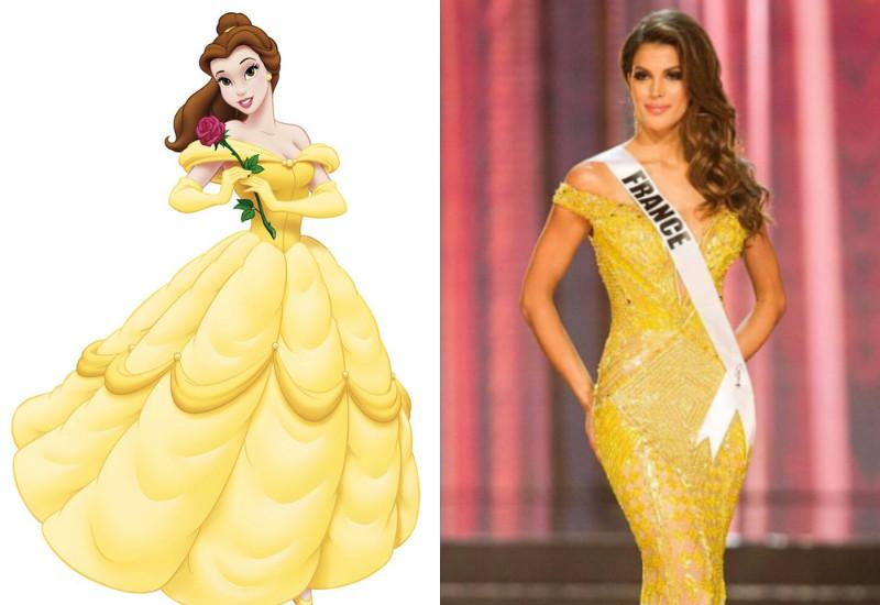 Miss Universo, Disney