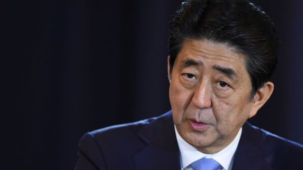 Shinzo Abe (AFP)