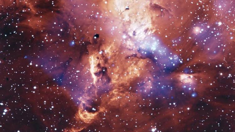 Viajamos por el espacio a más de dos millones de kilómetros por hora sin saberlo