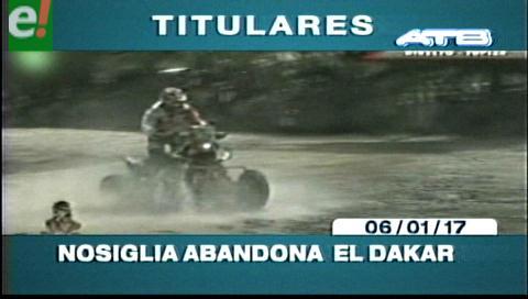 Video titulares de noticias de TV – Bolivia, mediodía del viernes 6 de enero de 2017