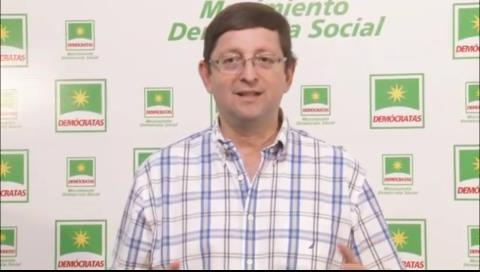Las vías propuestas por el MAS para la repostulación de Evo Morales son un atropello a la democracia: Oscar Ortiz
