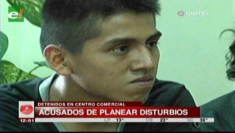 Santa Cruz. Soldado acusado de nexos con Legión va a Palmasola