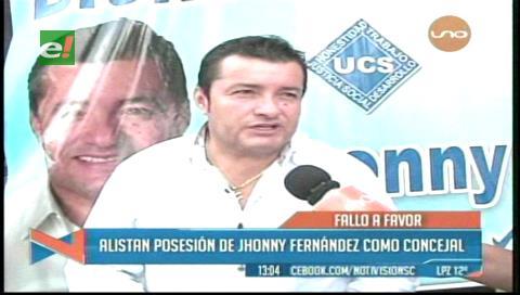 Johnny Fernández se reunió con Sosa y Percy
