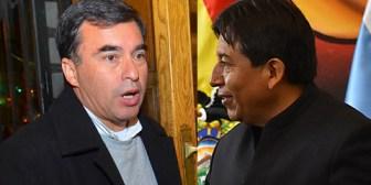 Salen a flote pugnas internas en el Gobierno a días del cambio de gabinete