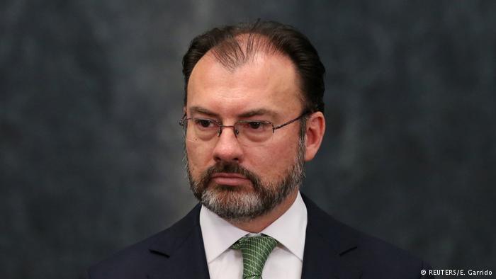 Mexiko | Luis Videgaray wird neuer Außenminister (REUTERS/E. Garrido)