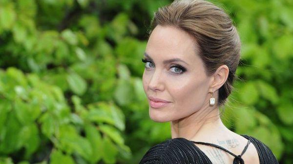 Angelina Jolie mantuvo un secreto muy bien guardado