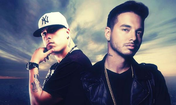 Mas allá de sus trabajos juntos en la música, los reggaetoneros Nicky Jam y J. Balvin cultivanuna excelente relación de amistad