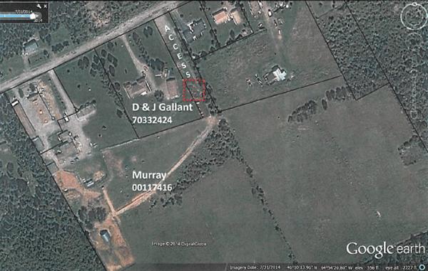La montaña gigante de estiércol es tan grande que puede verse en imágenes satelitales desde la aplicación Google Earth