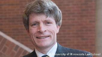 El abogado Richard Painter.