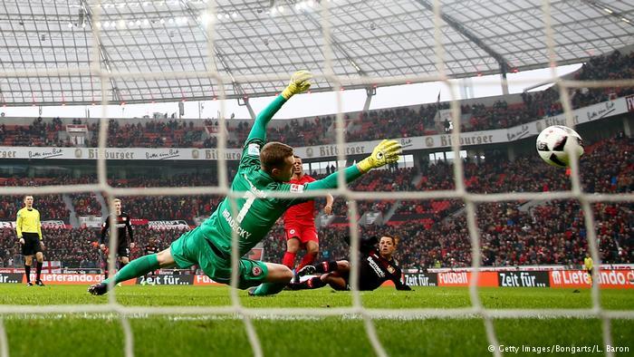 Deutschland Bundesliga Bayer 04 Leverkusen vs. Eintracht Frankfurt (Getty Images/Bongarts/L. Baron)