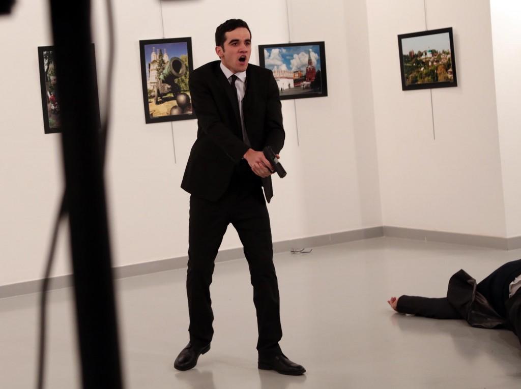 (AP Photo/Burhan Ozbilici)