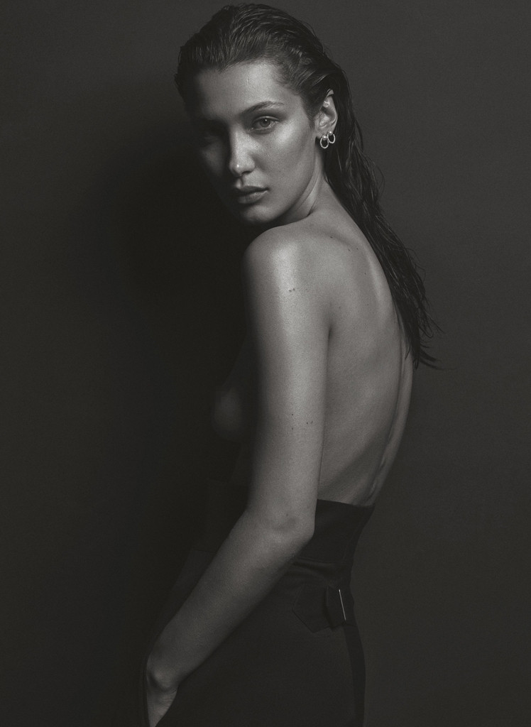 Bella Hadid, V MAGAZINE