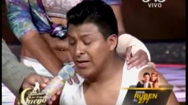 Exparticipante de 'Bailando' enfrenta una pena de 25 años de cárcel por violación a menor