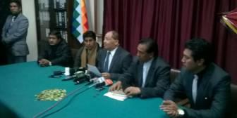 Acuerdo: Gobierno amplía cocales a 14.300 hectáreas para La Paz; Romero evita hablar de la superficie para Chapare