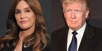 Caitlyn Jenner le declaró la guerra a Donald Trump
