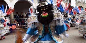 Gobierno anuncia fortalecimiento del Carnaval de Oruro a 16 años de la declaratoria de UNESCO