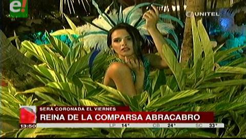 Abracabo coronará a Romy Paz