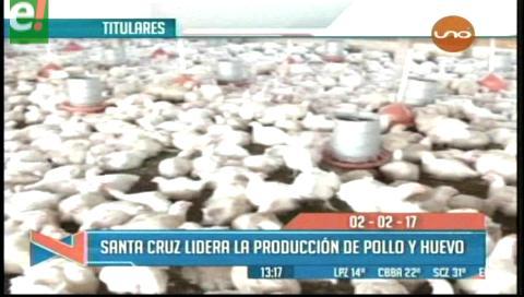 Video titulares de noticias de TV – Bolivia, mediodía del jueves 2 de febrero de 2017