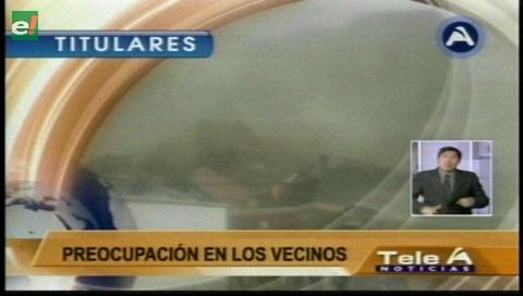 Video titulares de noticias de TV – Bolivia, noche del miércoles 15 de febrero de 2017