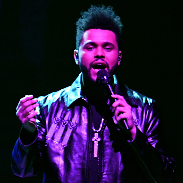 The Weeknd, 2017 Grammys, Show, Performance