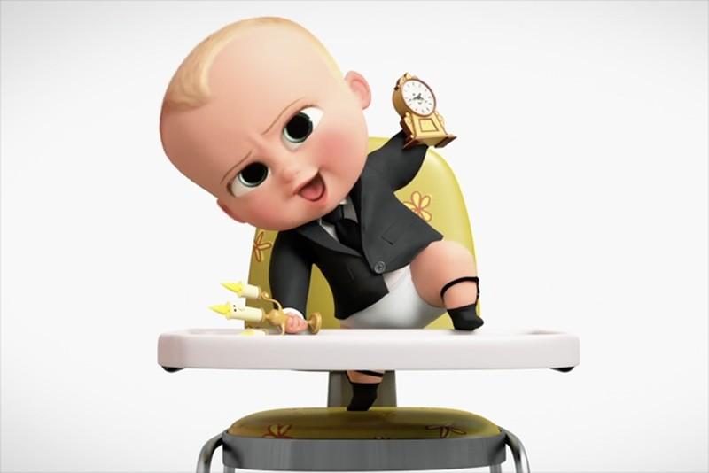 'El bebé jefazo', nuevo tráiler de la película de DreamWorks con la voz de Alec Baldwin