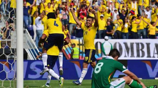 Minuto a minuto: Colombia 0- Bolivia 0