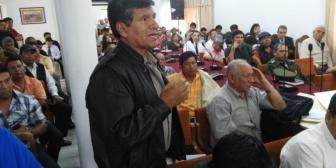 Gobierno explica Ley de Sustancias Controladas y sindicatos de sectores piden suspender aplicación