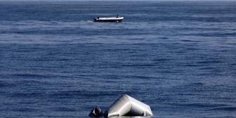El hallazgo en el Mar Mediterráneo que hace temer la muerte de 250 personas