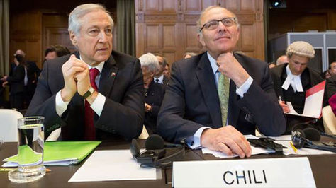 Chile consigue réplica boliviana el mismo día de presentación y lo recibe vía email