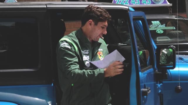 Bolivia tiene listo a su equipo de altura para recibir a Argentina