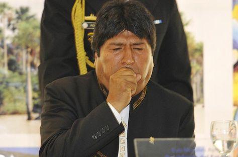 El presidente Evo Morales enfrenta un problema de salud en la garganta, por lo que tuvo que viajar de emergencia a Cuba. Foto: Archivo