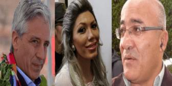 Zapata arremete contra testigo y lo vincula con el Vicepresidente, Moldiz, CAMC y el TCP