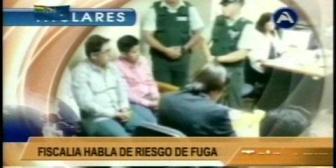Video titulares de noticias de TV – Bolivia, noche del miércoles 22 de marzo de 2017