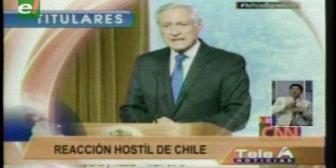 Video titulares de noticias de TV – Bolivia, noche del martes 21 de marzo de 2017