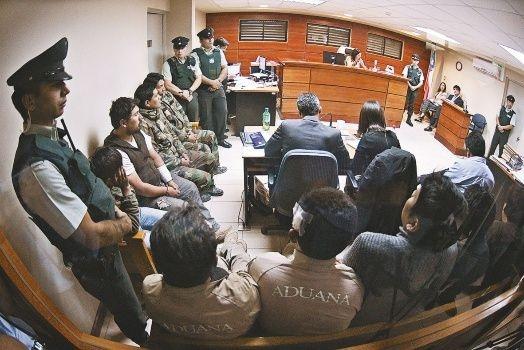 Bolivia se querella contra fiscal y teniente chilenos